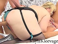 Girls invited young stallion to visit them and tried threesome like in good old times 4