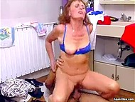 Woman proved to herself and others that she was still able to do some sexual feats 6