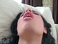 Masturbation with vibrator brings chick some inconceivable excitements of pleasure 11