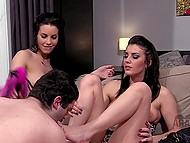 Сompilation of videos with Arab girlfriends making men become their obedient slaves 7