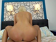 Promiscuous man fucked brunette and, after that, did the same with blonde without hesitation 11