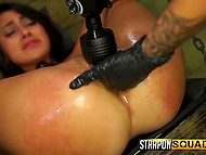 Torturer loves to feel power over victim tormenting and bringing bittersweet pleasure to her 11