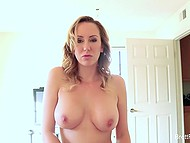 Man loves sexy wife very much because she is only one who can make his cock stand up at anytime 4
