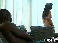 Porn scene compilation with the cutiest sweeties who are fucked by a man and sometimes by two 5