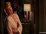 Compilation of frank movie scenes featuring sexy and unique actress Katherine Heigl 6