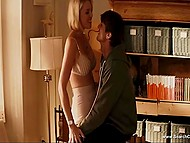 Compilation of frank movie scenes featuring sexy and unique actress Katherine Heigl 9