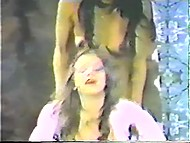 Compilation of vintage porn videos with hard dicks penetrating Danish girls' hairy pussies 5