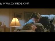 Подборка горячих постельных сцен из голливудских фильмов с участием известных актрис 6
