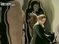 Откровенные сцены из разных фильмов про мумий с обворожительными актрисами 7