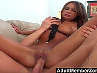 Slutty German Amy Reid with shaved twat and slender hips agreed to fuck for money