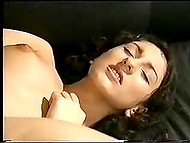 Buddy doesn't stop admiring Turkish Sibel Kekili's pussy that makes his dick feel amazing inside it 10