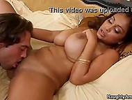 Lad stopped licking breathtaking Priya Rai's delicious twat and brought hard rod into play 5