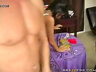 Buddy obtained Indian fortune-teller Priya Rai's trimmed muff instead of prediction 8