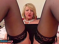 Mature honeys are still full of passion and they are proving it with the help of their toys in pussies 10