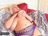 Mature honeys are still full of passion and they are proving it with the help of their toys in pussies 5
