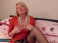 Mature honeys are still full of passion and they are proving it with the help of their toys in pussies 8