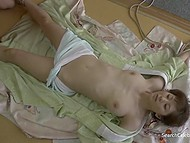 Japanese actress Yuma Asami acts in perverted BDSM scene for full-length movie 9