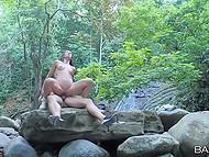 Девочка выехала с парнем на природу с одной единственной целью натрахаться вдоволь 8