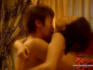 Great erotic scenes of incomparable Korean actress Park Hyun-Jin from film 'Natalie'