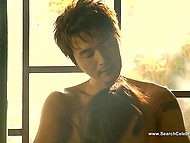 Great erotic scenes of incomparable Korean actress Park Hyun-Jin from film 'Natalie' 4
