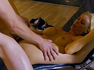 Chick found a great lover for that night and enjoyed his rod in full being never dissappointed 11
