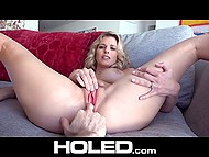 Big-tittied Cory Chase has caught stepson watching anal porn and let him know hot it feels to penetrate anus 7