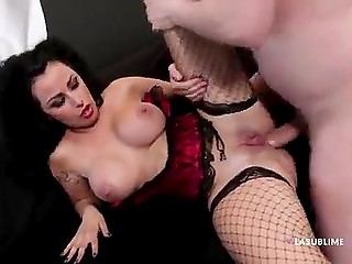Busty Italian Asia Morante not only looks but also behaves like a whore who gets pleasure from anal fucking