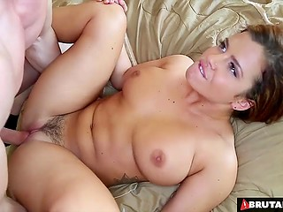 Dude has jumped into fancy car and come over Keisha Grey who dreams of good fuck because bofriend doesn't satisfy her in bed