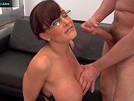 Candidate Lisa Ann and colleague sealed agreement on political cooperation with fucking 11