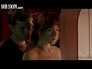 Compilation of erotic scenes from the popular movies with actresses showing their seductive body forms 5