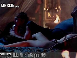 Нарезка сцен из фильмов, в которых тёлочек ебут при свечах, либо обжигают их горячим воском