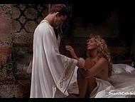 Erotic scenes from drama with participation of Natasha Richardson and Rupert Everett 4