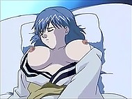 Fantasy hentai cartoon featuring characters getting fucked and doing some dirty lesbian stuff 7