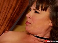 Sexy MILF Dana DeArmond has job for detective, namely fucking and facial cumshot 10
