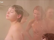 Intimate fragments from full-length movie 'Wicked Warden' starring astonishing actress Dyanne Thorne  5