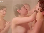 Intimate fragments from full-length movie 'Wicked Warden' starring astonishing actress Dyanne Thorne  6