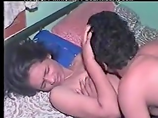 Exclusive porn video from vintage collection shows how passionate this young Arab couple was