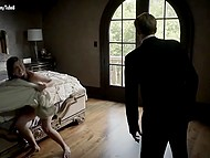 Most piquant sex scenes from American TV series 'Banshee' starring hot actress Lili Simmons 7