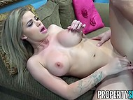 Seductive MILF invites to visit an old friend with camera who is happy to film her charms in action 10