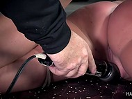 Her pain and fear excite him and he tries to bring satisfaction to himself and his victim too 10