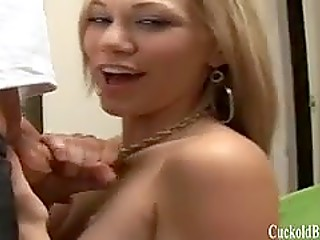Video compilation of stunning wives who consider that their husbands deserve to be cuckolds