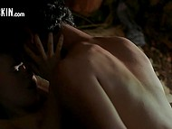 Steamy compilation of sensual sex scenes from various films and television series 4