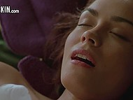 Steamy compilation of sensual sex scenes from various films and television series 7