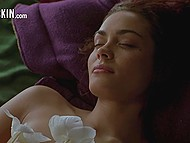 Steamy compilation of sensual sex scenes from various films and television series 8
