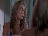 Scene of passionate sex featuring British actress Sonya Walger and acting partner 9