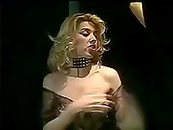 Full-length vintage movie for adults about blonde-haired stripper's sexual adventures 6