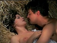 Compilation of vintage Italian movies in which spectator can see beautiful naked girls 11