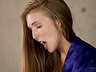 Journalist Angela White talked about massage parlor then had fun teenage employee 7