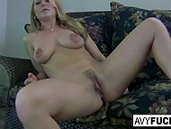 City MILF Avy Scott came to village and met enticing neighbor woman who turned out to be lesbian 5