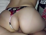 Husband with camera lets Turkish wife with huge butt to relax while he moves cock in vagina from behind 9